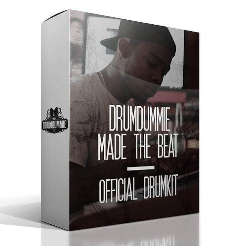Drumdummie made the beat Drumkit