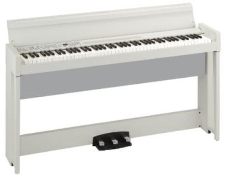 """Piano Digital """"KORG"""" C1 AIR WH"""