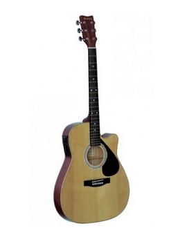 """Guitarra """"ACADEMY"""" D-7E-T/B"""