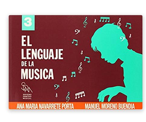 """El Lenguaje de la Música """"SOCIEDAD DIDÁCTICO MUSICAL"""" Nivel 3"""