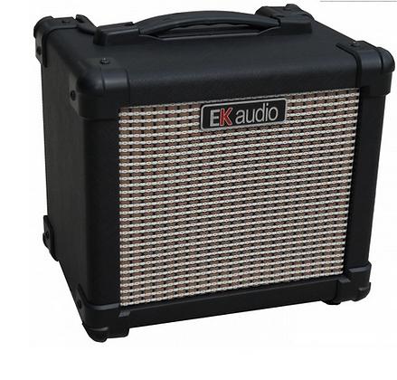 AMPLIFICADOR DE GUITARRA AG-10 EK audio (PORTATIL)