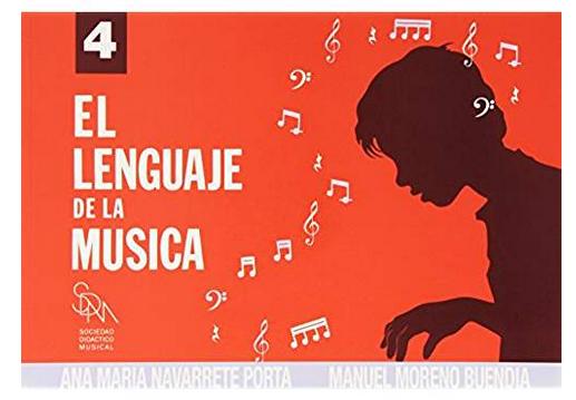 """El Lenguaje de la Música """"SOCIEDAD DIDÁCTICO MUSICAL"""" Nivel 4"""