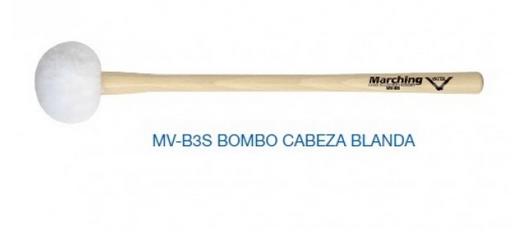 """Maza """"VATER"""" Bombo marcha MVB3S"""