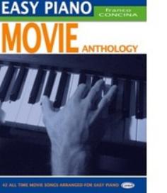 "Partituras para Piano ""PELICULAS"""