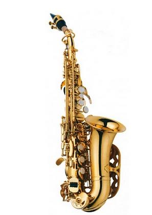 "Saxo Soprano ""J.MICHAEL"" lacado"