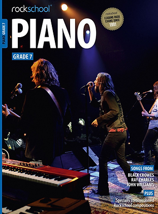 """Método de Piano 7º """"ROCKSCHOOL"""""""