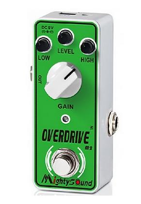 Mini pedal Overdrive