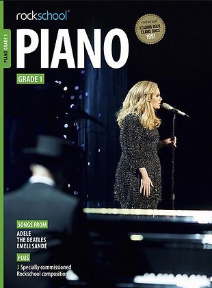 """Método de Piano 1º """"ROCKSCHOOL"""""""
