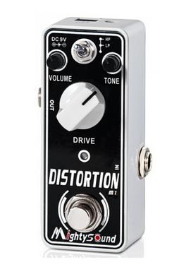 Mini pedal distorsión