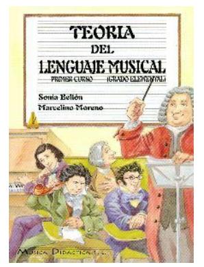 """Teoría del lenguaje musical """"SOCIEDAD DIDÁCTICO MUSICAL"""" Vol.1"""