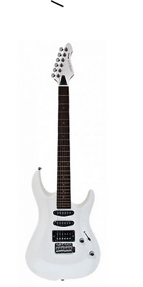 "Guitarra ""ARIA"" MAC-STD Blanco"