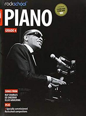 """Método de Piano 4º """"ROCKSCHOOL"""""""