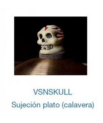 Cabeza sujeccion plato (calavera)