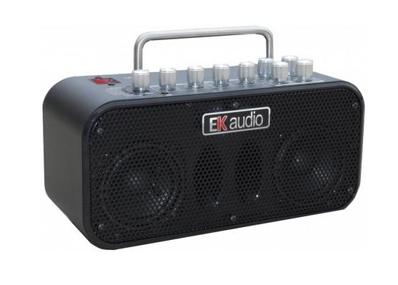 AMPLIFICADOR PARA GUITARRA TM-10 EK audio (PORTATIL)