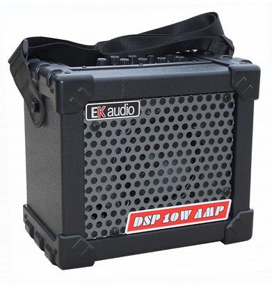 AMPLIFICADOR COMPACTO TM-05 EK audio (PORTATIL)