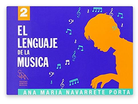 """El Lenguaje de la Música """"SOCIEDAD DIDÁCTICO MUSICAL"""" Nivel 2"""