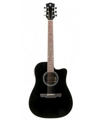 "Guitarra Acústica ""ALHAMBRA"" Appalachian W-100 B Black"