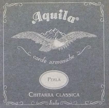 """Cuerdas para Guitarra Clásica """"AQUILA""""37C Perla"""