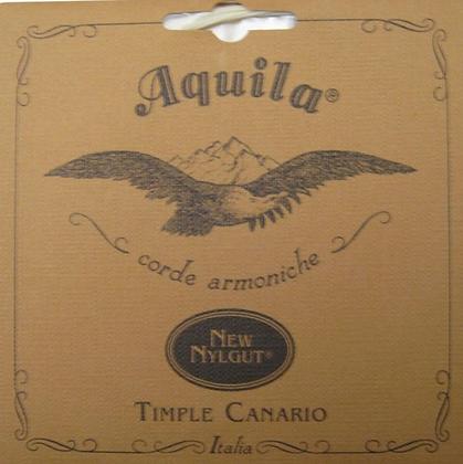 """Cuerdas para Timple Concierto """"AQUILA"""" 13CH"""