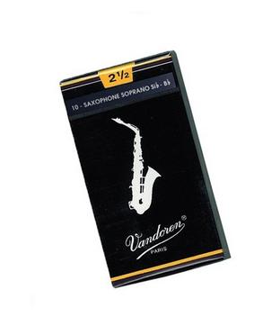 """Cañas """"VANDOREN"""" Saxo Soprano nº 3"""