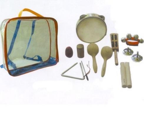 """Kit de percusión """"HONSUY"""" 46550"""
