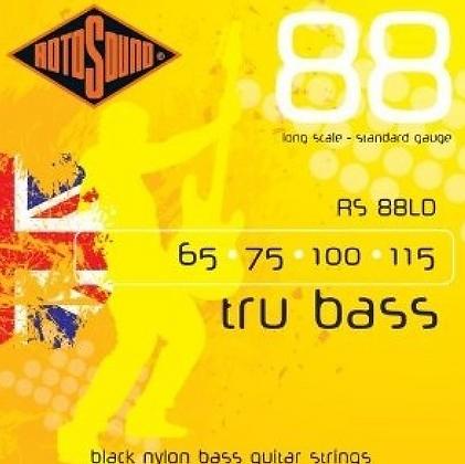 "Juego de cuerdas para Bajo Elécrico ""ROTOSOUND"" RS 88LD"