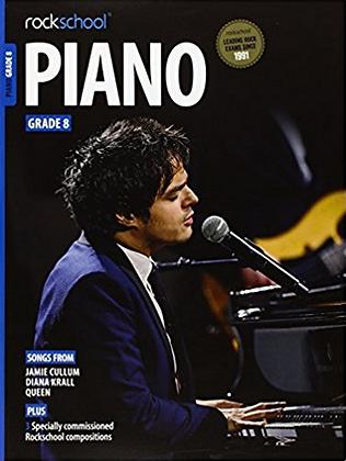 """Método de Piano 8º """"ROCKSCHOOL"""""""