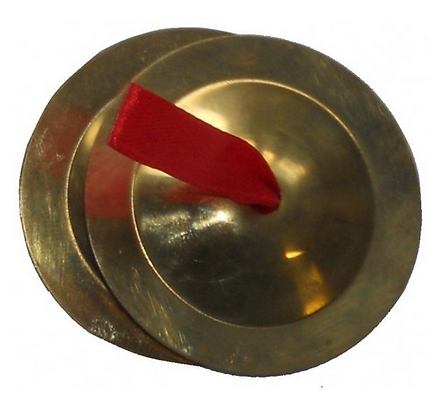 Crótalo JB422, 6 cms. de diámetro.