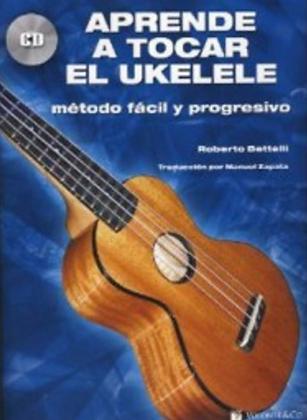 METODO PARA UKELELE +CD - ROBERTO BETTELLI