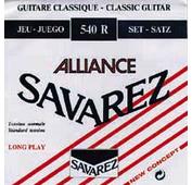 Cuerdas Savarez Alliance 540R (Tensión media).