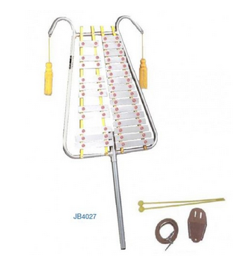 Xilófono Lyra de marcha JINBAO
