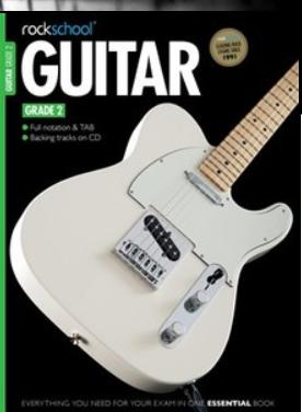 "Método para Guitarra Eléctrica 2º ""ROCKSCHOOL"""