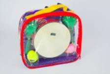 """Kit de percusión """"HONSUY"""" 46500"""