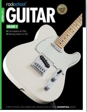 "Método para Guitarra Eléctrica 1º ""ROCKSCHOOL"""