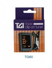 """Afinador """"TGI"""" para Guitarra y Bajo"""