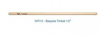 """Baqueta """"VATER"""" 1/2 Timbal"""