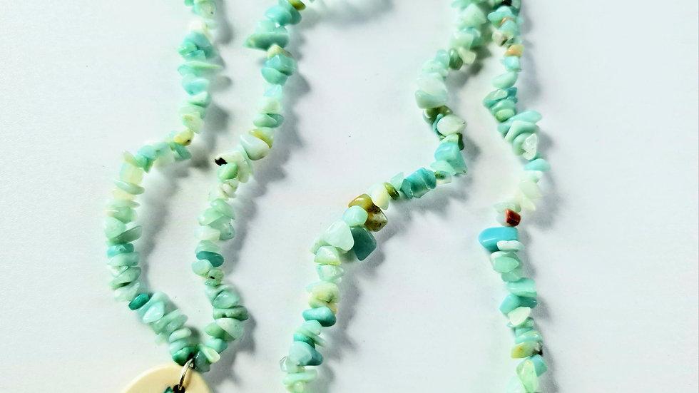 Meraki Earth Signature Necklace - Diffuser