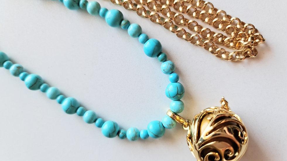 Harmony Ball Necklace