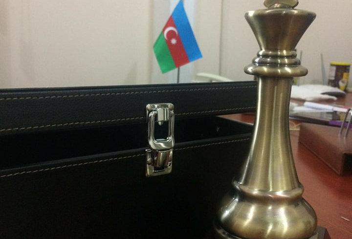 Chess King souvenir