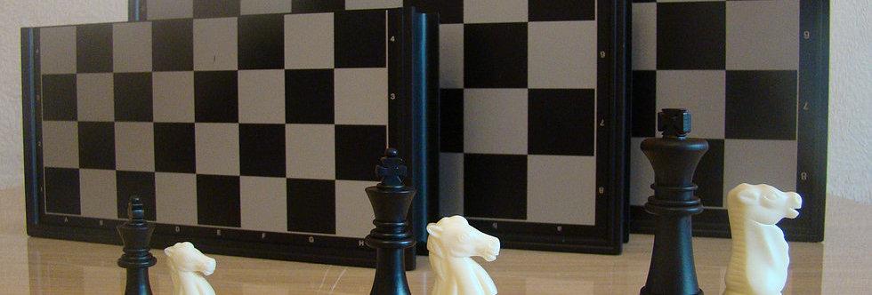 CHESS FOLDING MAGNETIC BOARD (BIG)