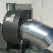 Restored Exhaust Fan