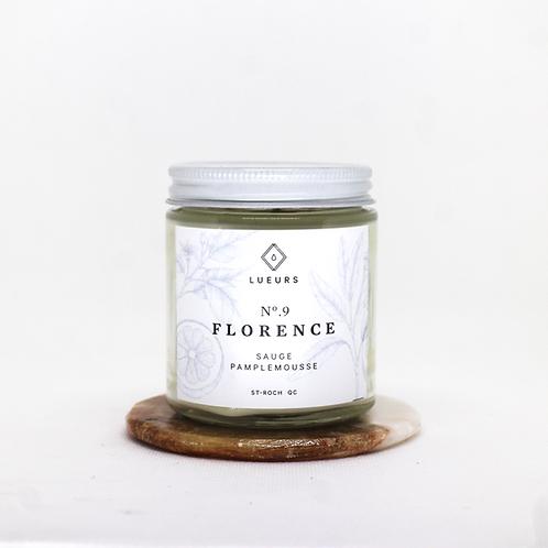 FLORENCE · sauge + pamplemousse rose