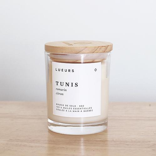 TUNIS · romarin + citron