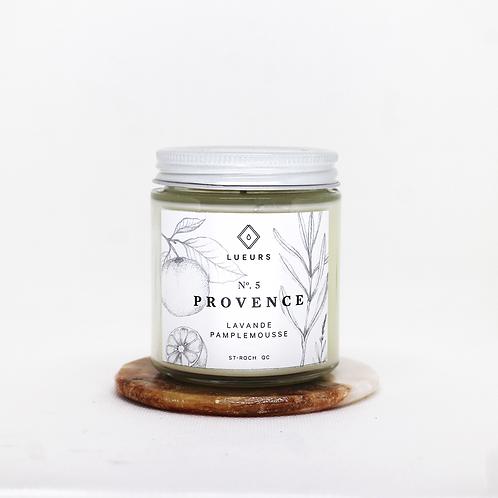 PROVENCE · lavande + pamplemousse rose