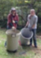 Jen-Wasyliko-and-Rachael-Drinker-volunte