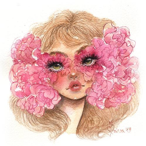 Marigolds - Print M