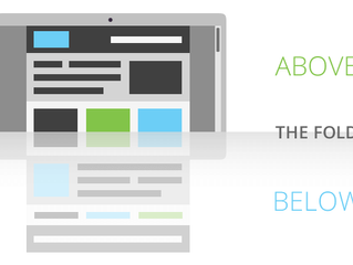 "The Importance Of ""Above The Fold"" Content On Your Website"