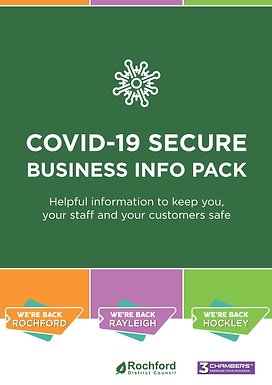 Covid-19 Secure business info pack