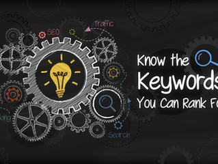 Choosing the best keywords for your website - checklist