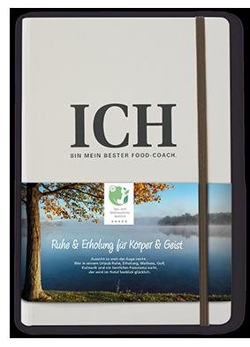 Notiztagebuch mit Firmen-Logo